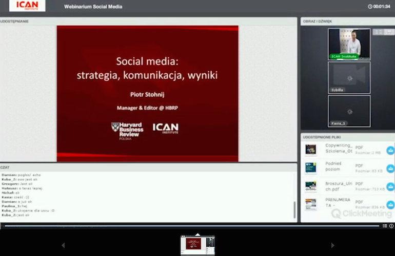 Social media: strategia, komunikacja, wyniki